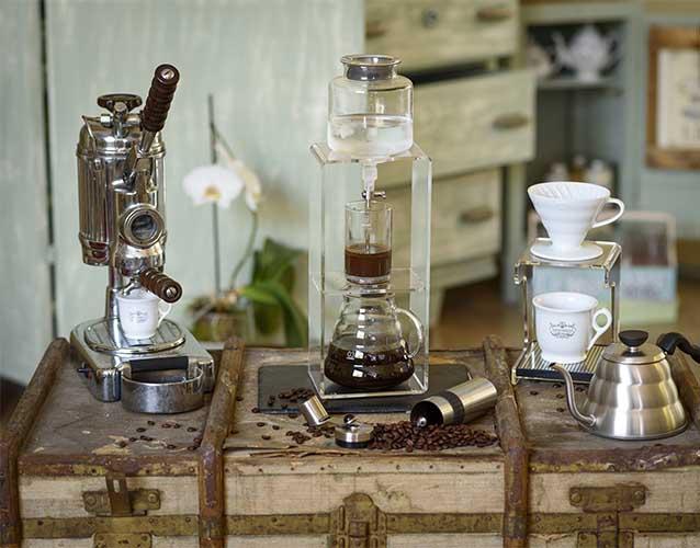 Macchine caffè monorigine
