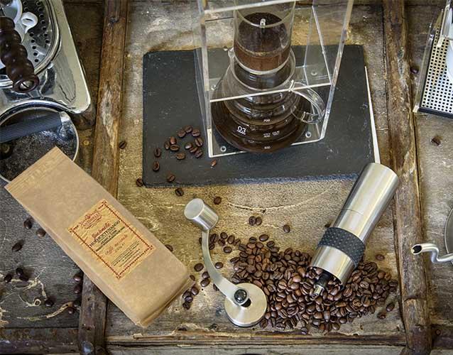 Grani caffè monorigine