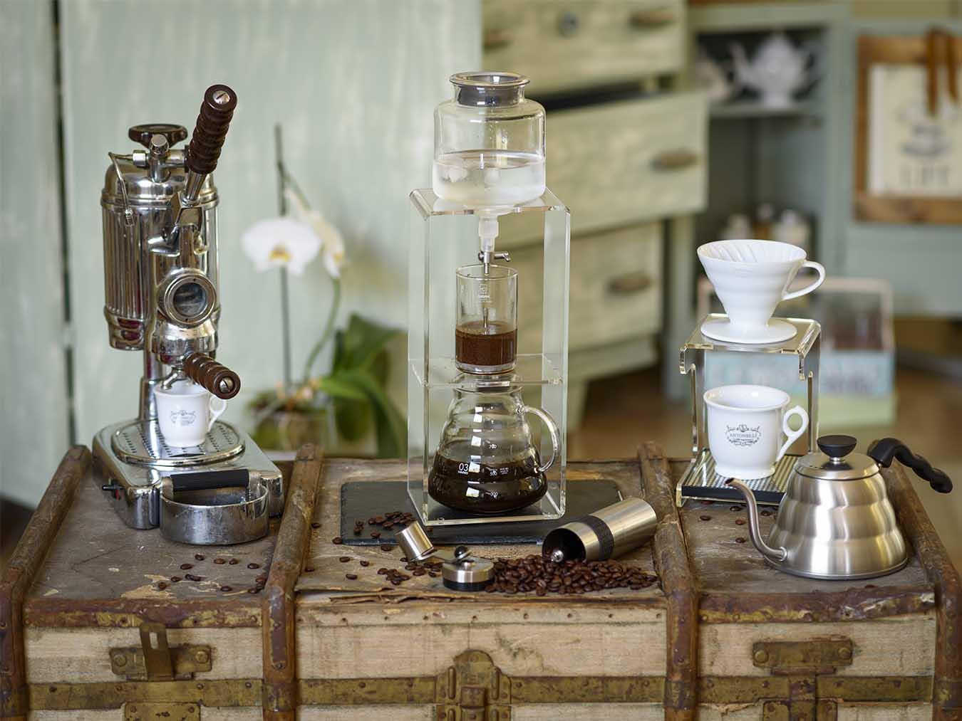 Caffà monorigine Antonelli