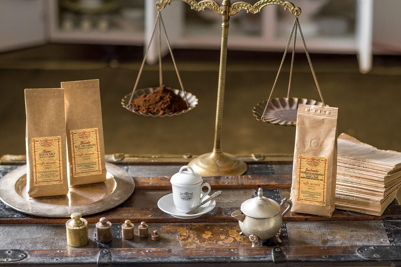 Bilancia Pesa caffè