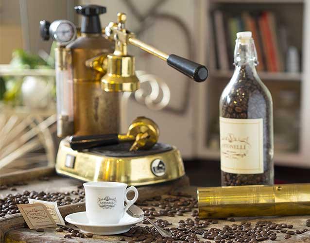 Tazzina Caffè grani Antonelli