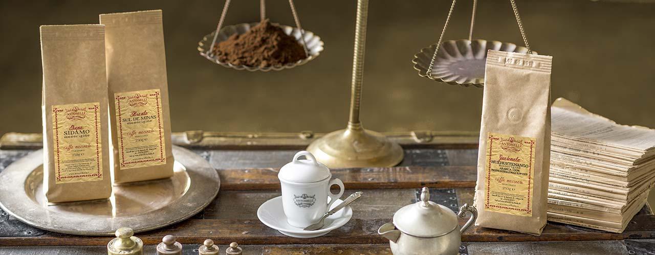Caffè Monorigine Confezioni